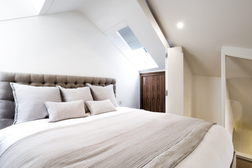 Contemporary Penthouse Apartment by VORBILD architecture (8)