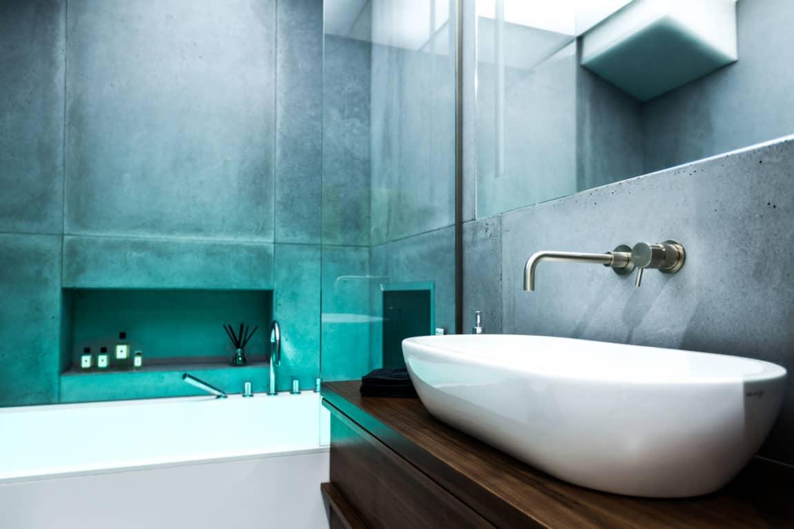 Contemporary Penthouse Apartment by VORBILD architecture (10)