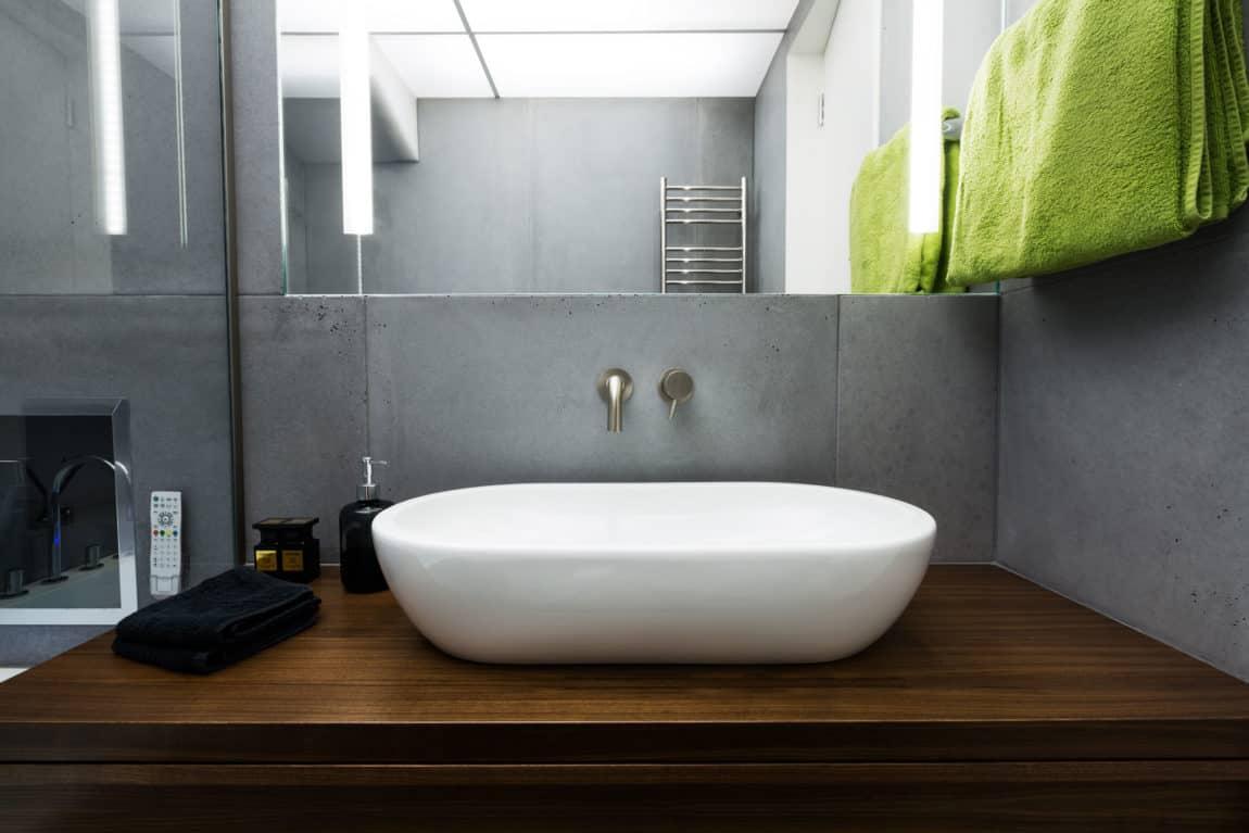Contemporary Penthouse Apartment by VORBILD architecture (11)