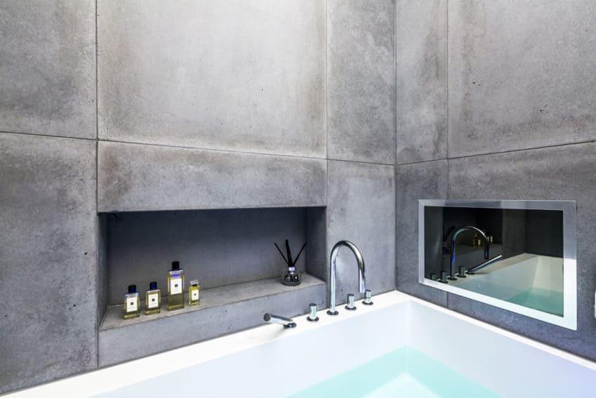 Contemporary Penthouse Apartment by VORBILD architecture (12)