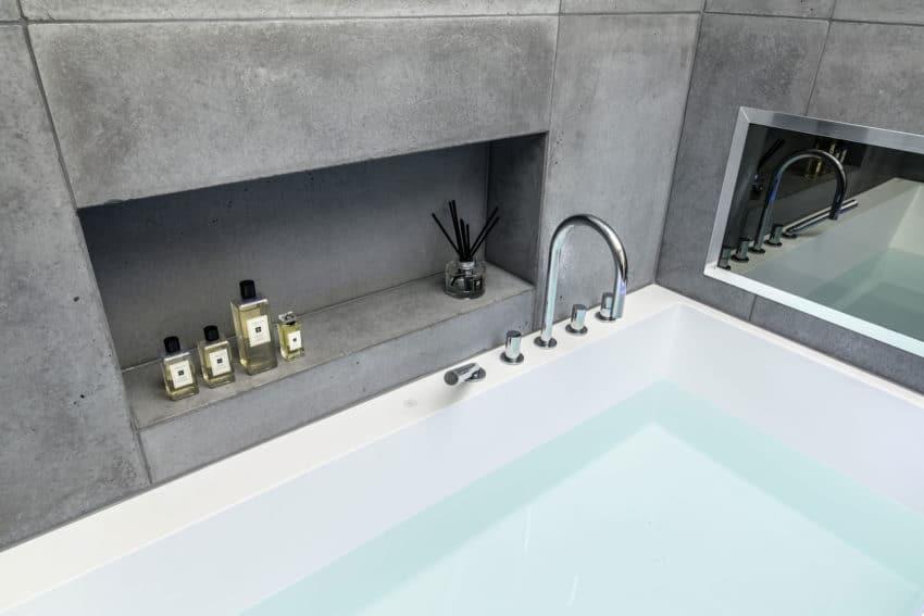 Contemporary Penthouse Apartment by VORBILD architecture (13)