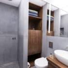Contemporary Penthouse Apartment by VORBILD architecture (14)