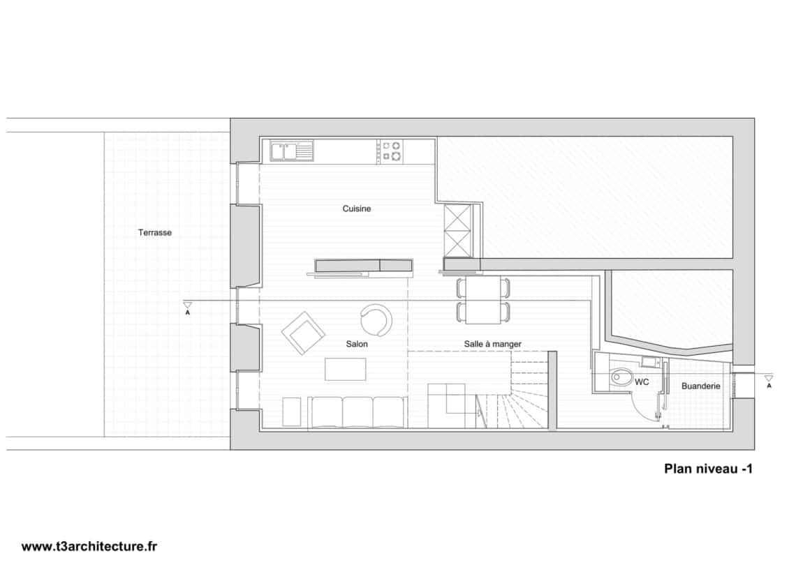 Duplex in Marseille by T3 Architecture (14)