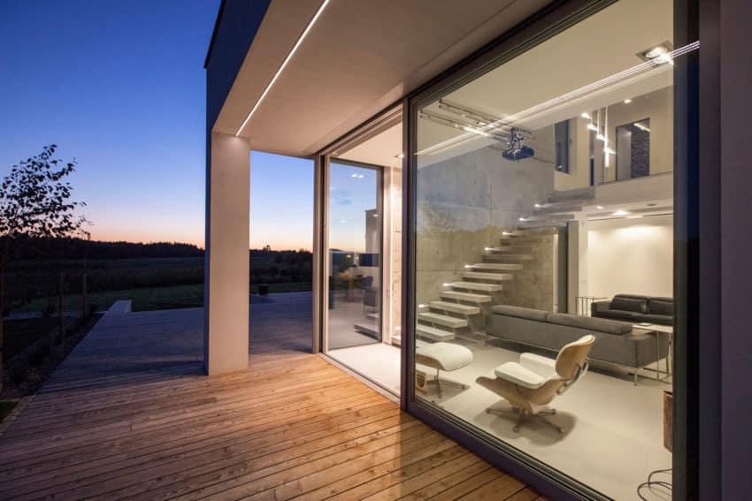Eco House by BXBstudio Boguslaw Barnas (6)