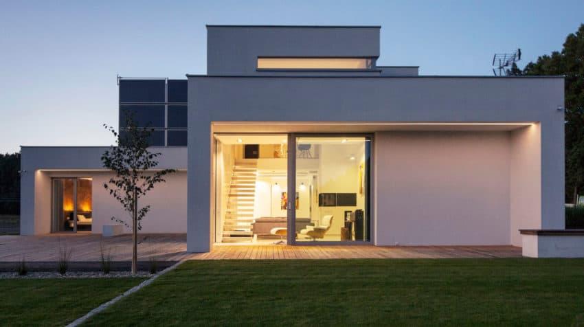 Eco House by BXBstudio Boguslaw Barnas (9)