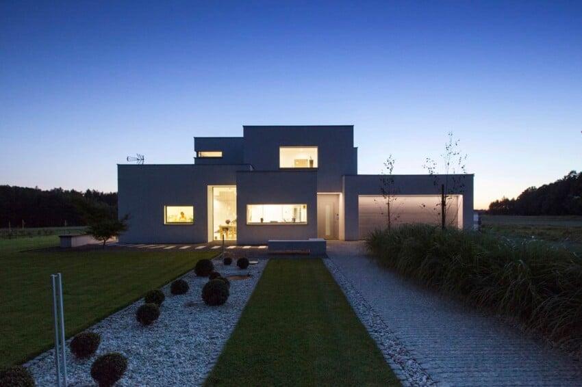 Eco House by BXBstudio Boguslaw Barnas (10)