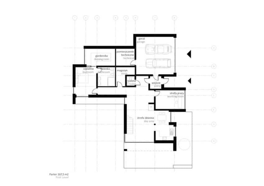 Eco House by BXBstudio Boguslaw Barnas (11)