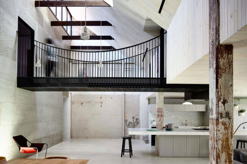 Fitzroy Loft by Architects EAT (6)