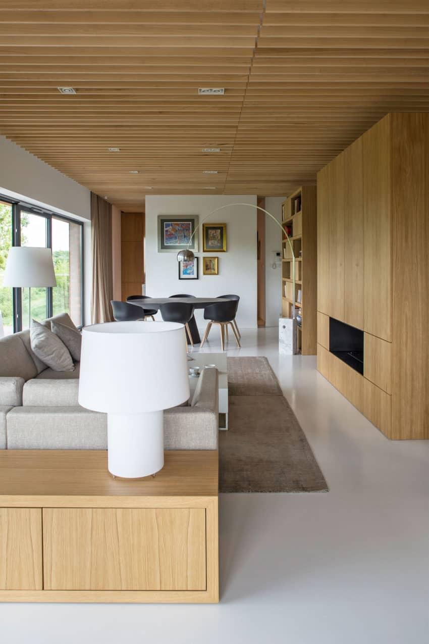 Pl Architekci Design A Flat Interior In Poznan Poland