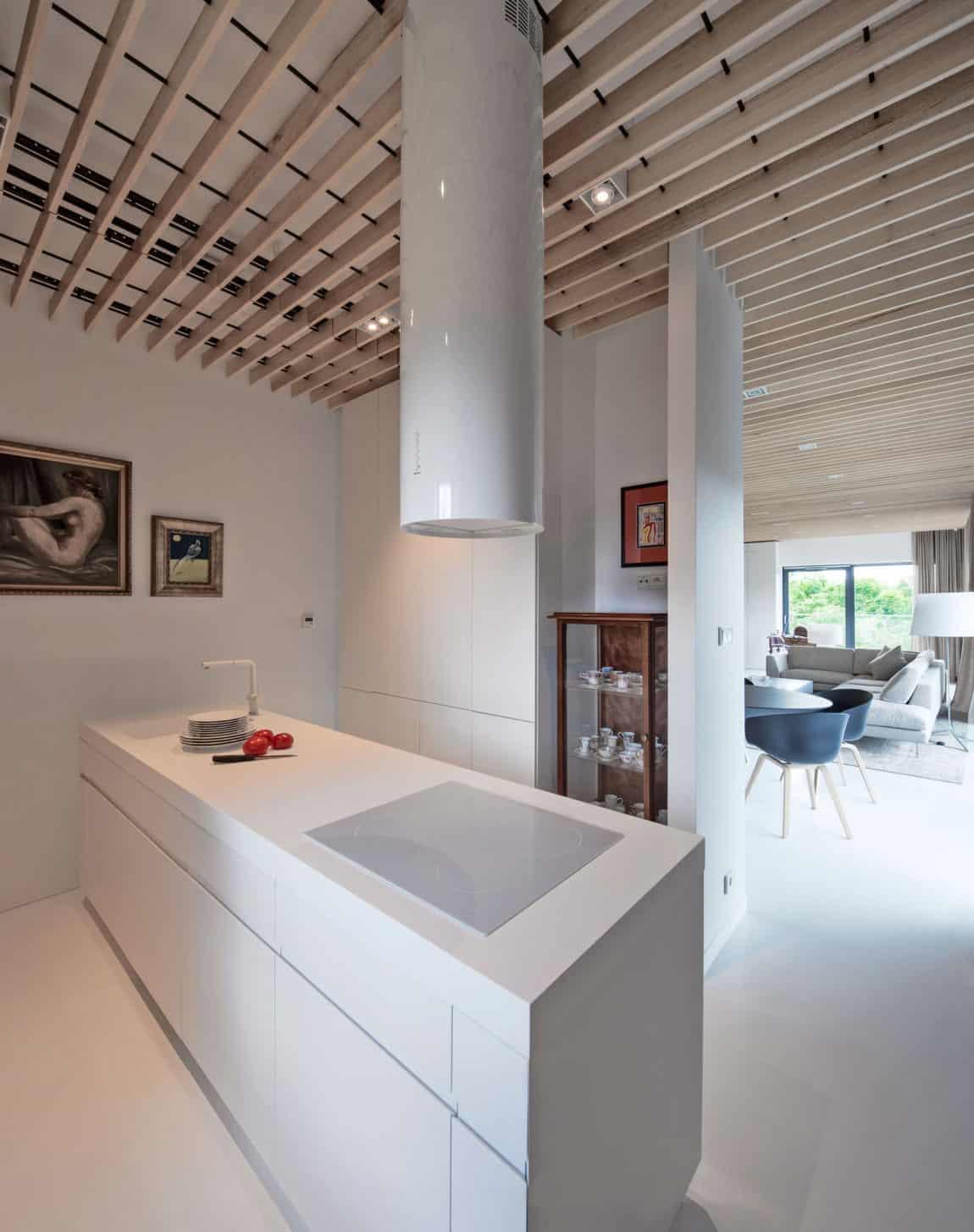 Flat interior design by pl architekci 12
