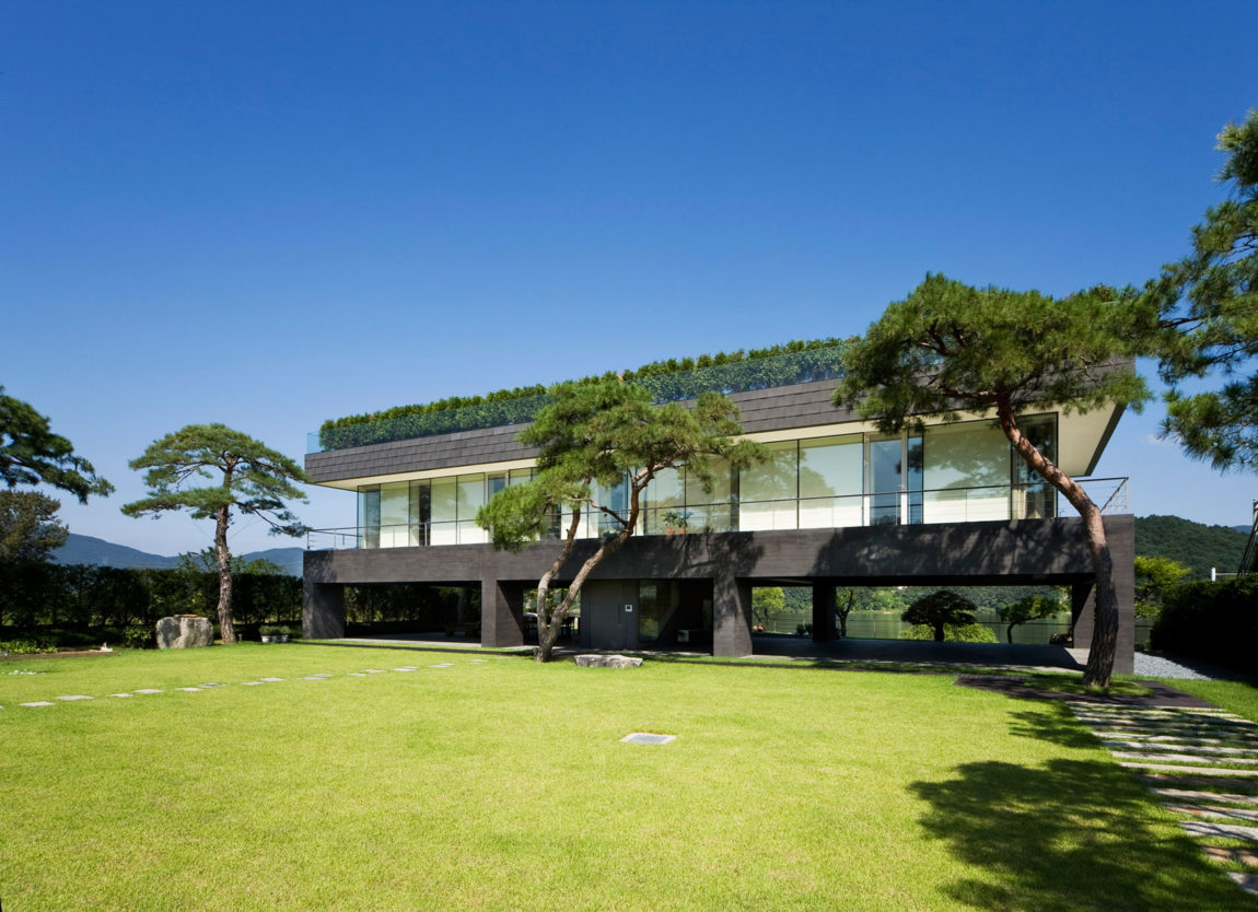 Floating House by Hyunjoon Yoo Architects (4)