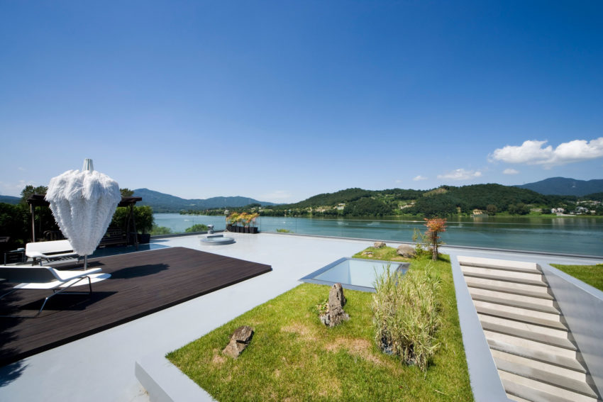 Floating House by Hyunjoon Yoo Architects (11)