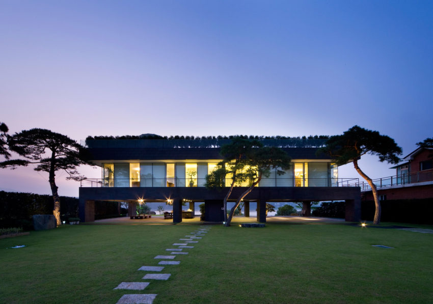 Floating House by Hyunjoon Yoo Architects (26)