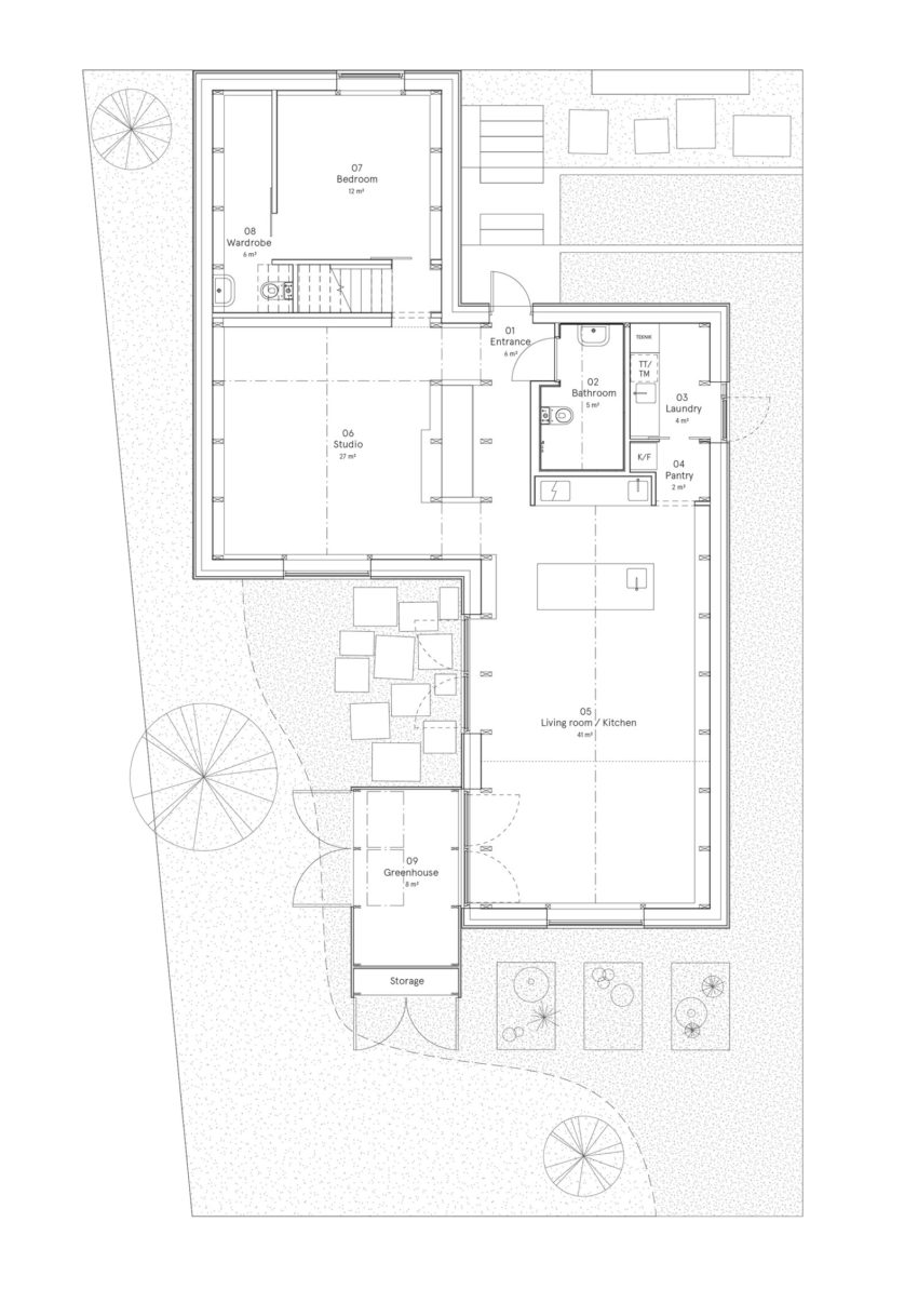 House for Mother by Forstberg Ling (18)