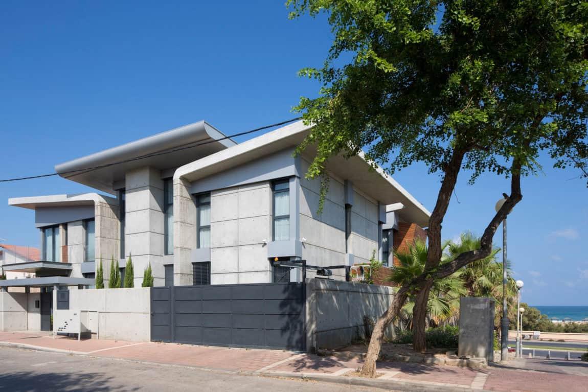 House in Ashdod by Nava Yavetz Architects (2)