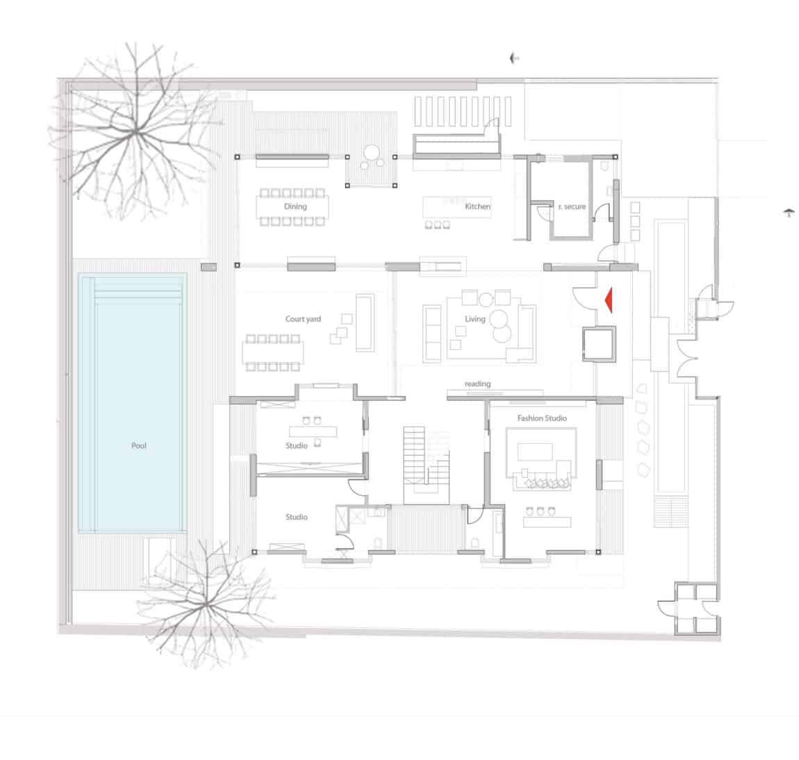 House in Ashdod by Nava Yavetz Architects (24)