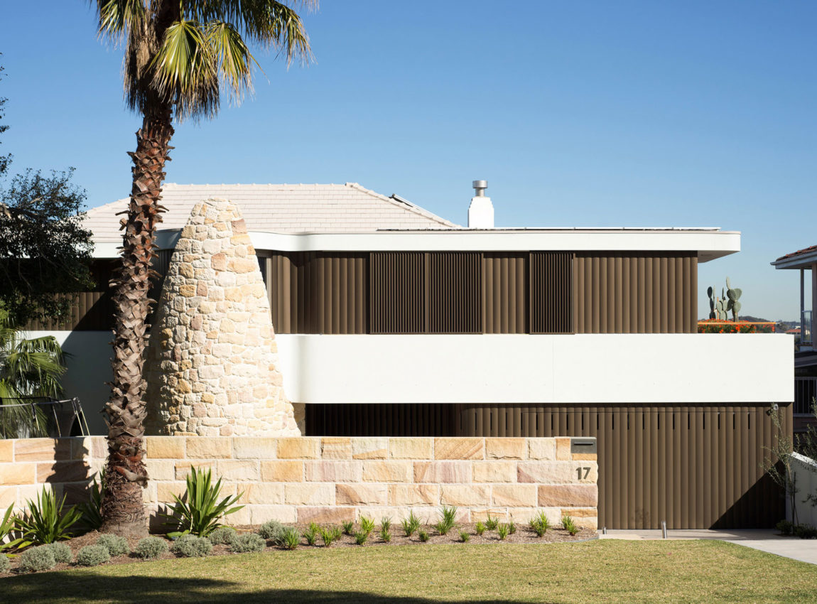 Martello Tower Home by Luigi Rosselli Architects (1)