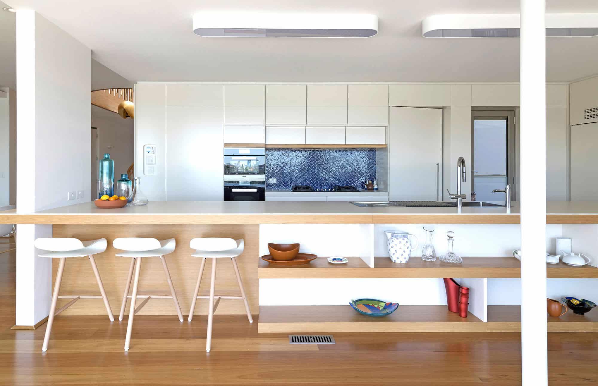 Luigi Rosselli Architects Renovate a Late 1950s Home in Australia