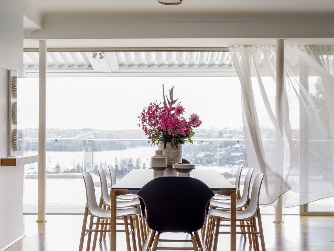 Martello Tower Home by Luigi Rosselli Architects (9)