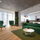 Minimalist design in Kiev by Sergey Makhno Architects (2)