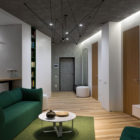 Minimalist design in Kiev by Sergey Makhno Architects (5)