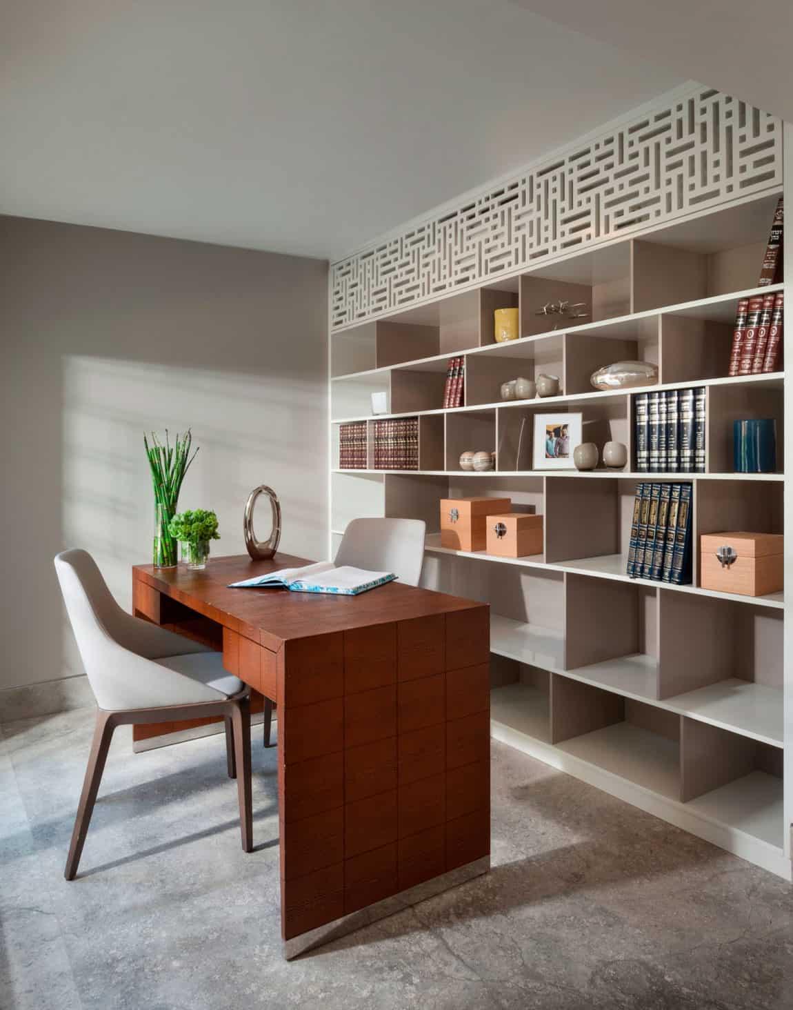 Modern Garden Apartment by Annette Frommer (4)