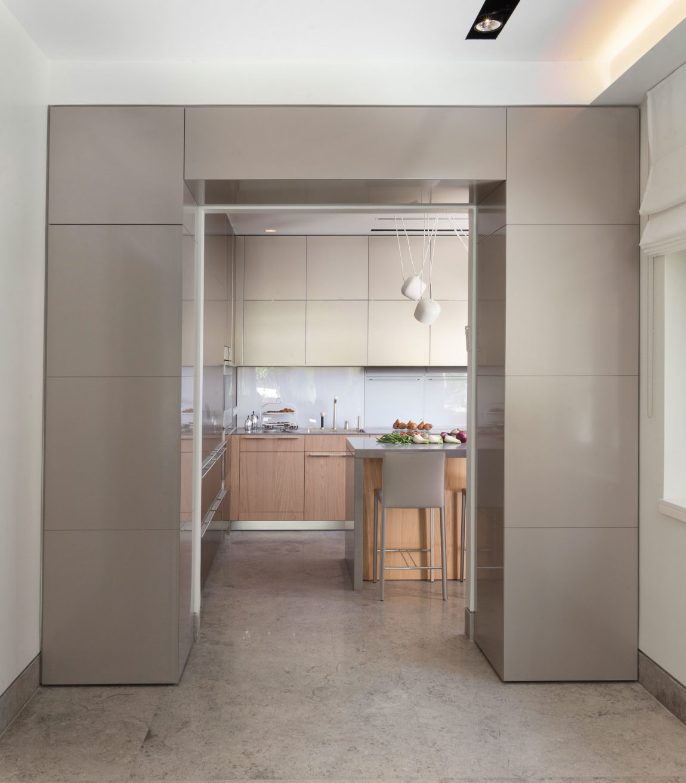 Modern Garden Apartment by Annette Frommer (6)