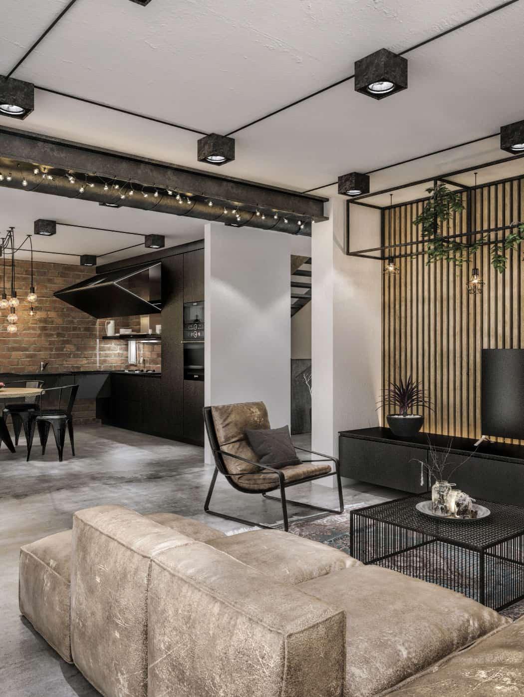 Modern Loft by Idwhite (1)