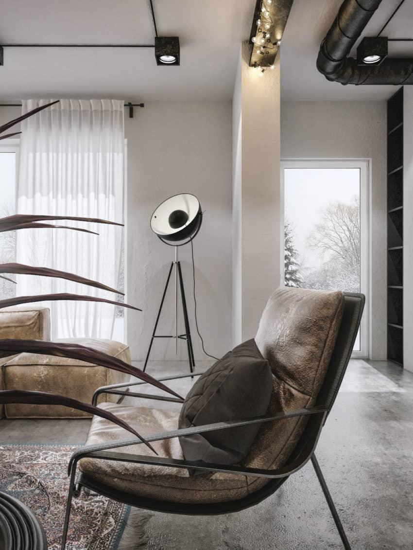 Modern Loft by Idwhite (2)