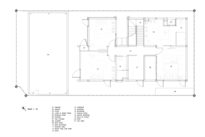 Nawamin 24 House by I Like Design Studio (17)