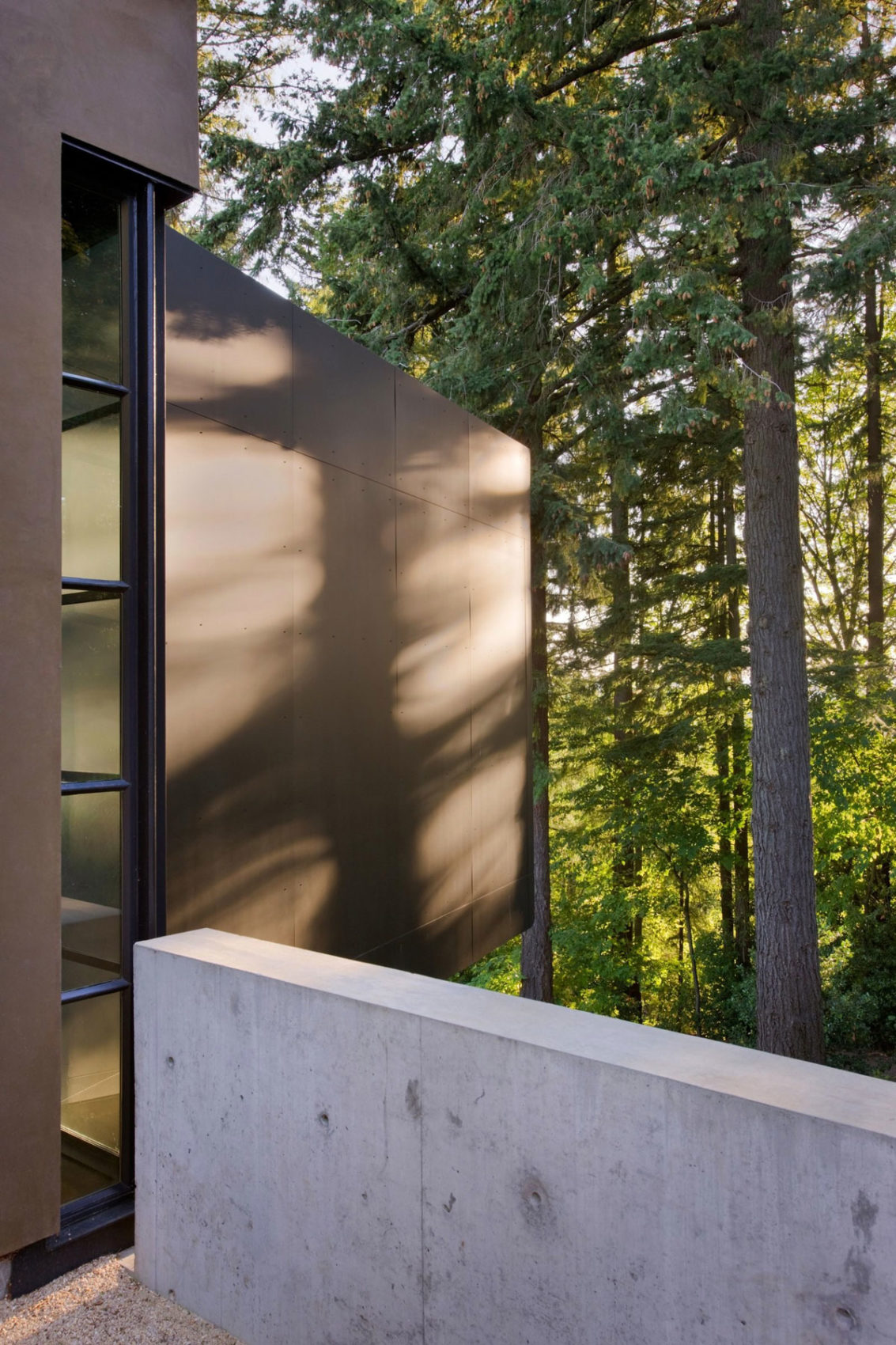 Portland Hilltop House by Olson Kundig (5)