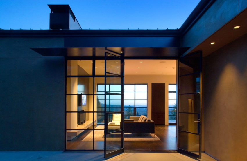 Portland Hilltop House by Olson Kundig (17)