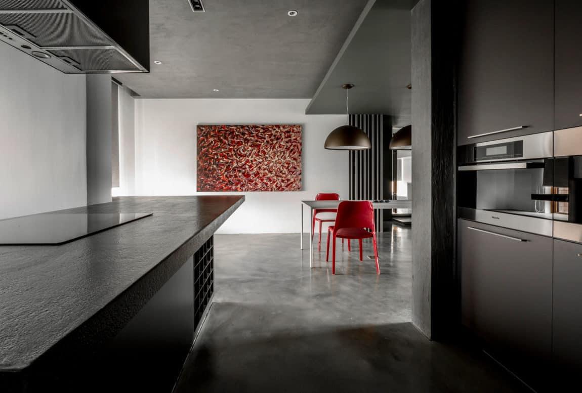 Quietness by Wei Yi International Design (9)