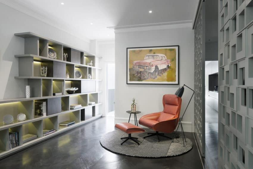 SW6 Lightwell House by Emergent Design Studios (2)