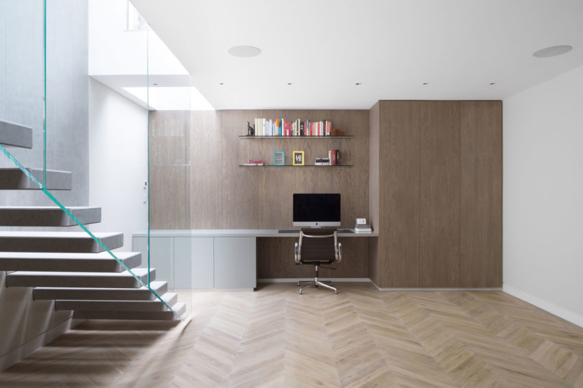 SW6 Lightwell House by Emergent Design Studios (6)