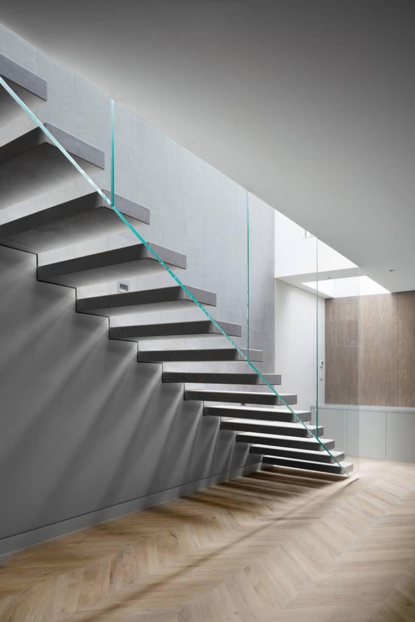 SW6 Lightwell House by Emergent Design Studios (7)