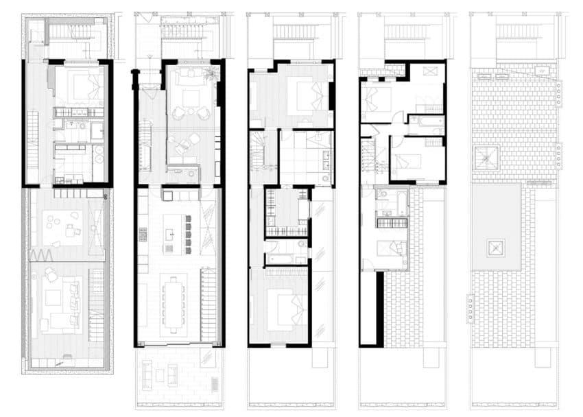 SW6 Lightwell House by Emergent Design Studios (16)