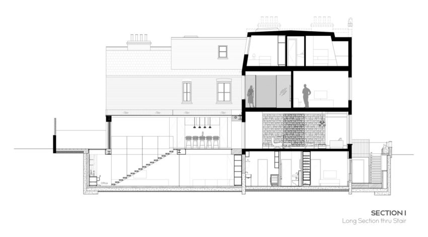 SW6 Lightwell House by Emergent Design Studios (18)