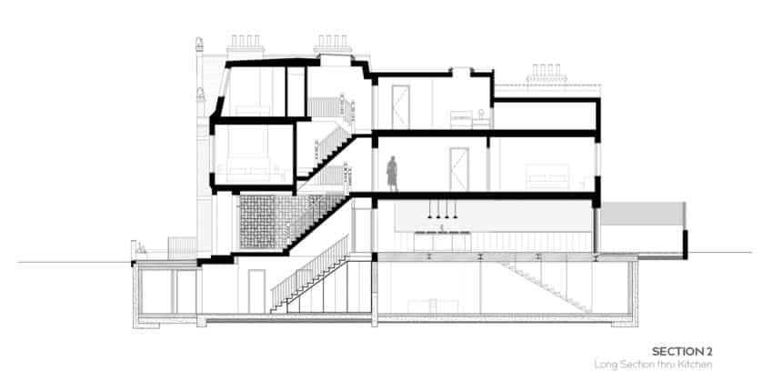 SW6 Lightwell House by Emergent Design Studios (19)