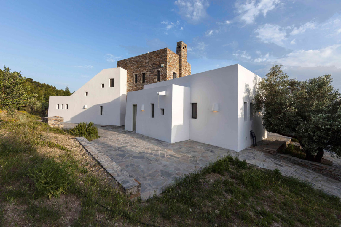 Summer House in Euboea by GEM ARCHITECTS (4)