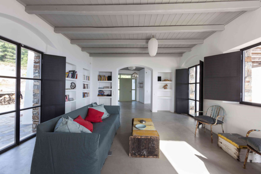 Summer House in Euboea by GEM ARCHITECTS (17)
