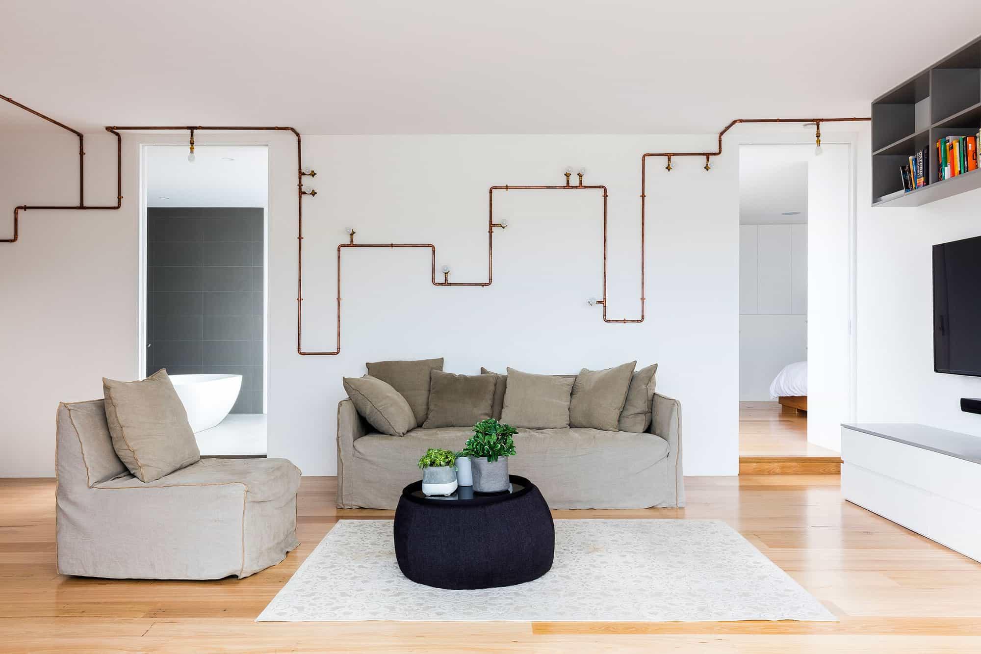 Josephine Hurley Architecture Designs a Contemporary Apartment in Surry Hills, Australia
