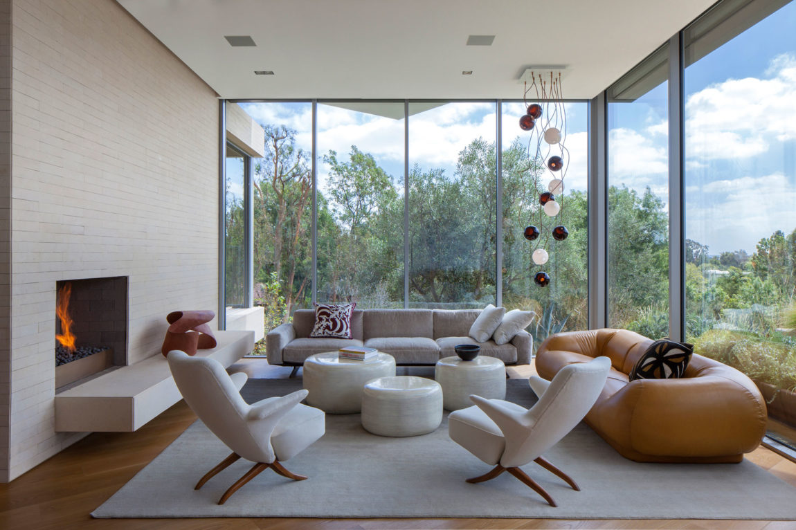 Tree Top Residence by Belzberg Architects (2)