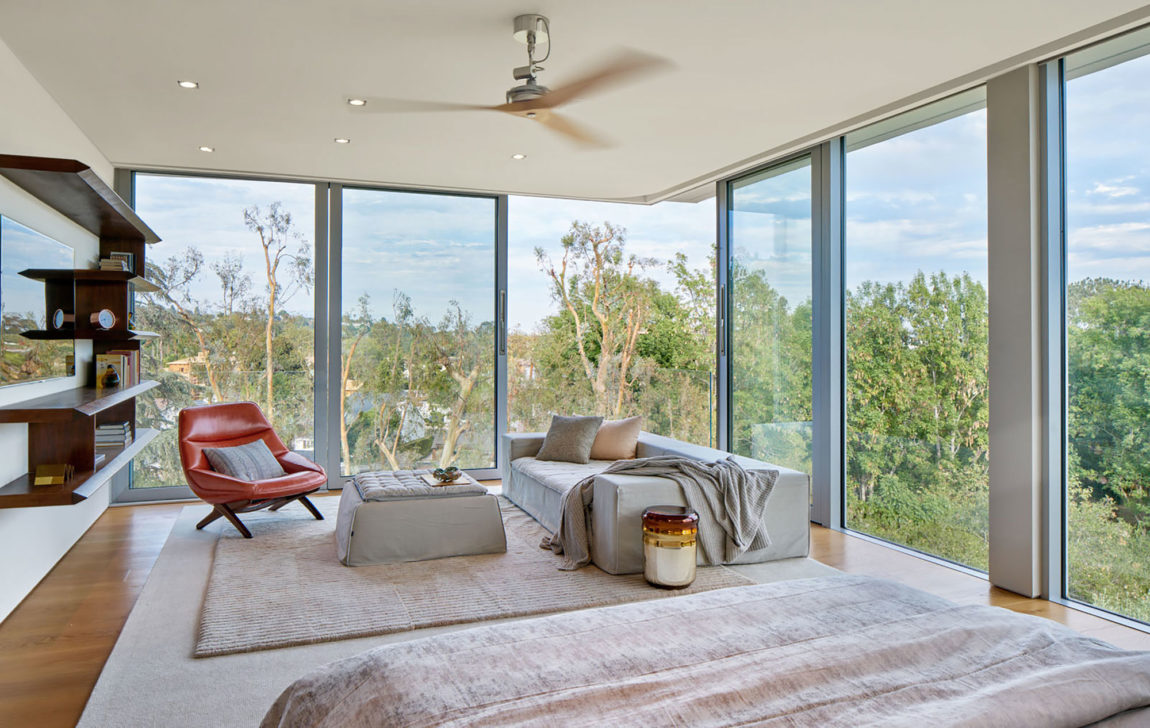 Tree Top Residence by Belzberg Architects (3)