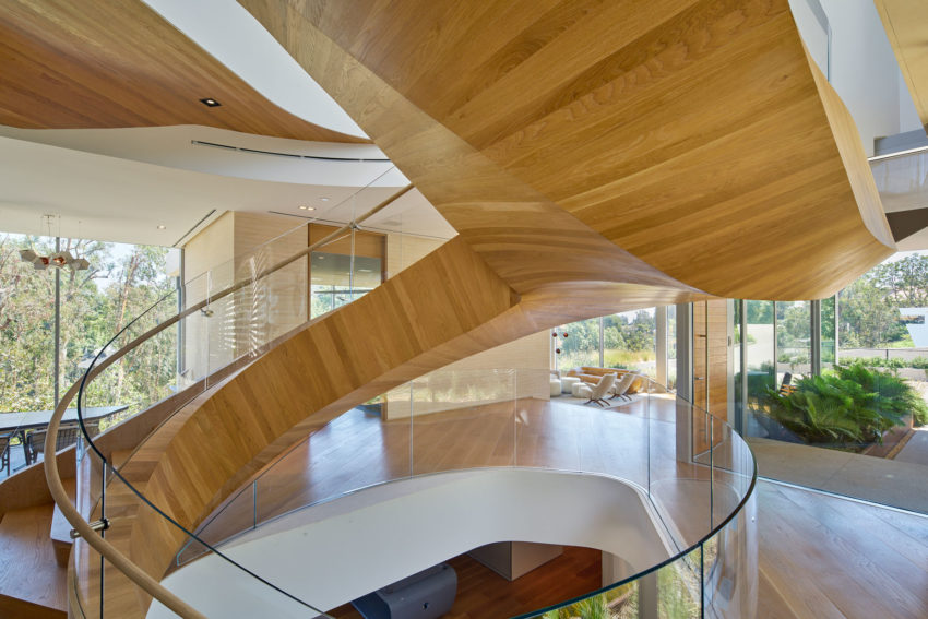 Tree Top Residence by Belzberg Architects (8)