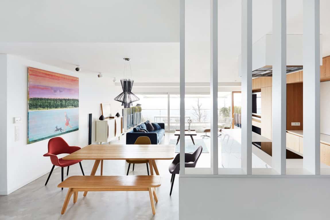 Triplex Apartment in Prague by Markéta Bromová (2)