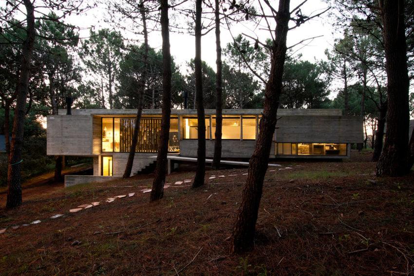 Valeria House by BAK Arquitectos (18)
