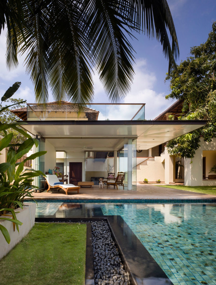 Villa Ribander by Raya Shankhwalker Architects (4)