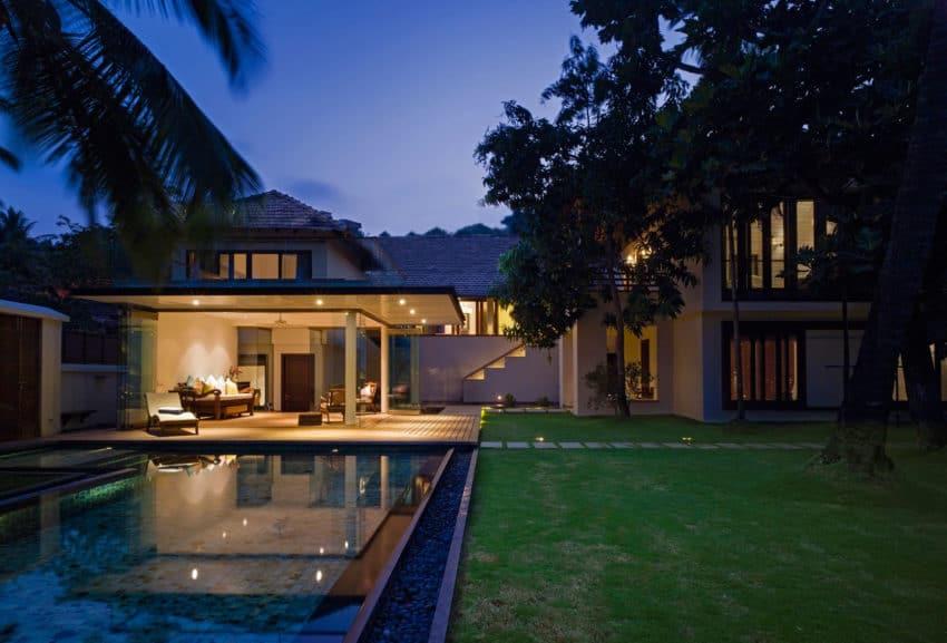 Villa Ribander by Raya Shankhwalker Architects (12)