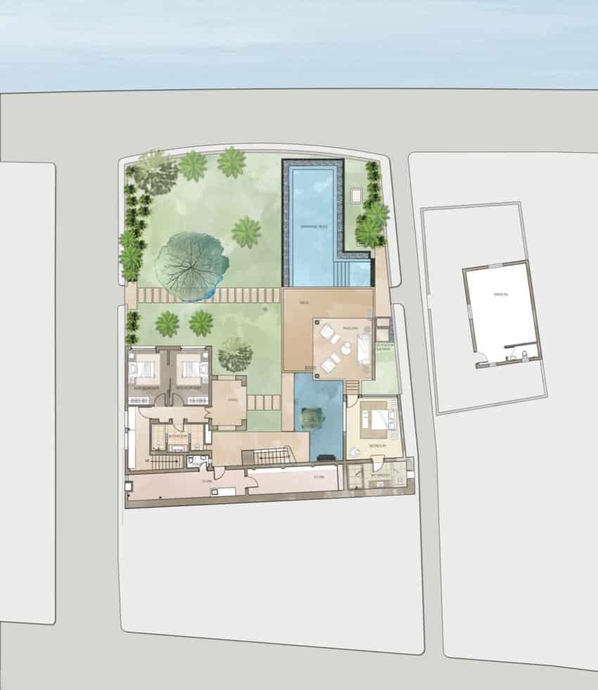 Villa Ribander by Raya Shankhwalker Architects (13)
